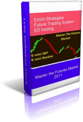 Product picture Emini Futures Trading Strategies for S&P, NasDaq, ES Trading